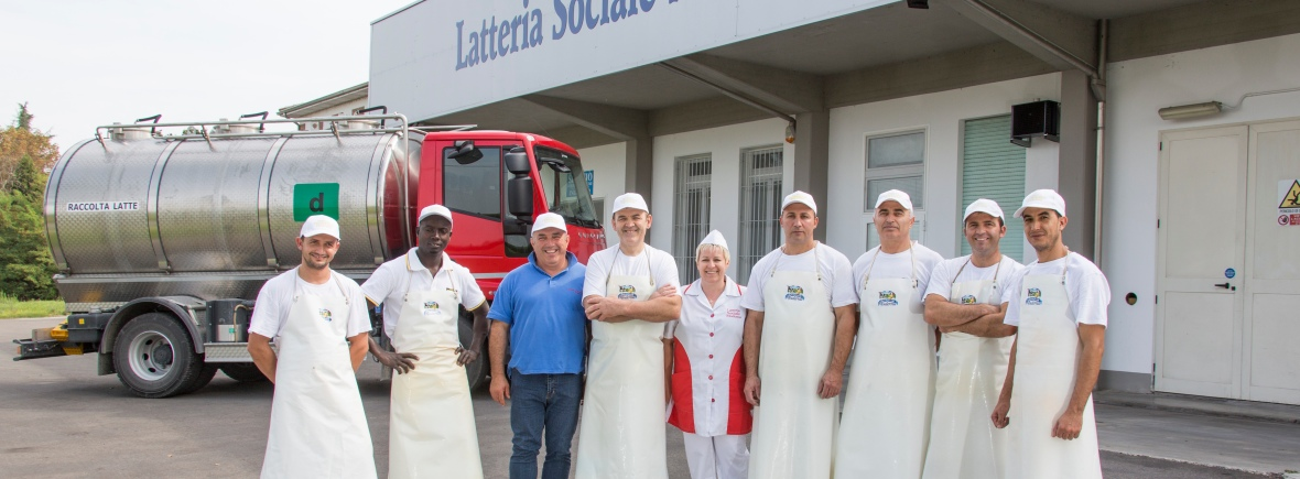 About Us - Latteria Sociale Moderna