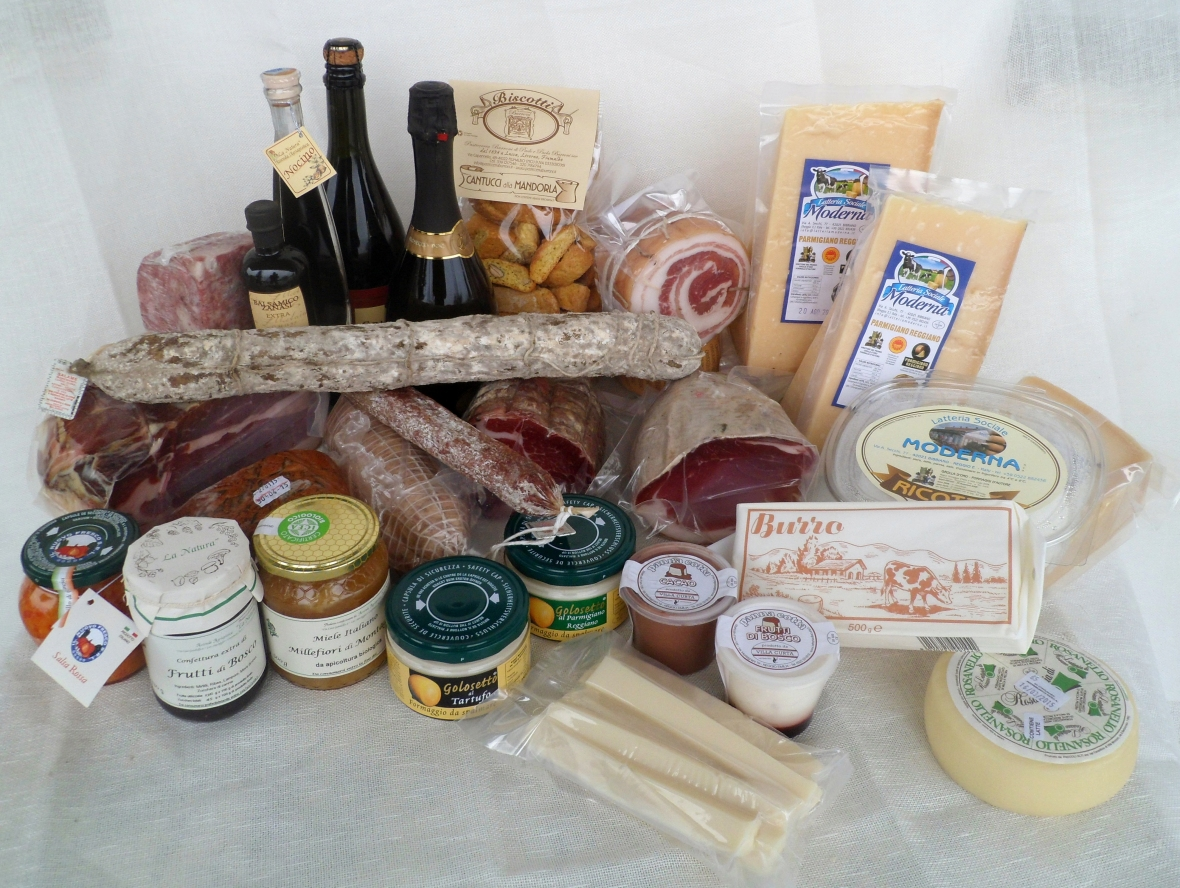 Products - Latteria Sociale Moderna