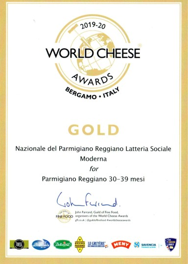 world cheese award 30-39